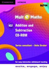 Mult-E-Maths Ks2 Addition and Subtraction CD ROM