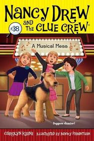 Nd Clue Crew 38 Musical Mess