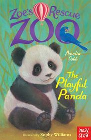 Zoe's Rescue Zoo: The Playful Panda (age