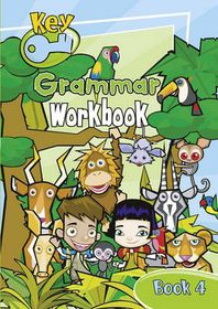 Key Grammar Level 4 Work Book (6 Pack)