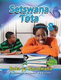 Setswana Tota Grade 8 Learner's Book