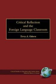 Critical Refelction and the Foreign Language Classroom (PB)