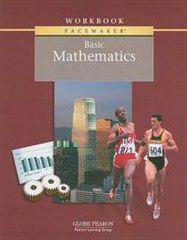 Pacemaker Basic Mathematics Workbook