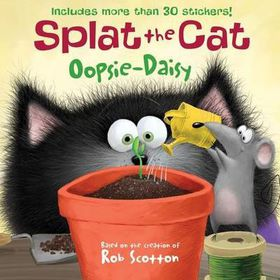 Splat Cat Oopsie Daisy