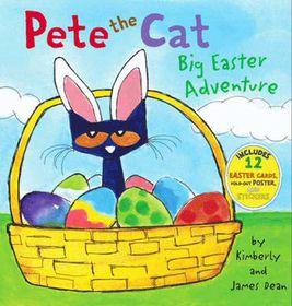 Pete Cat Big Easter Adventure