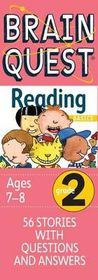 Brain Quest Grade 2 Reading