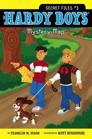 Hb Secret Files 3 Mystery Map