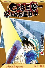 Case Closed Vol 10