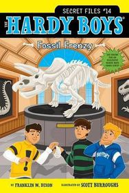 Hb Secret Files 14 Fossil Frenzy