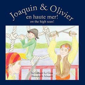 Joaquin & Olivier En Haute Mer!