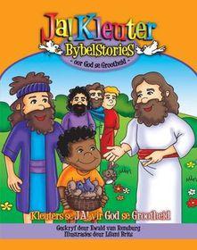 Ja! Kleuter Bybelstories Oor God Se Grootheid