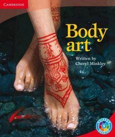 Rainbow Reading Level 5 Body Art - CAPS