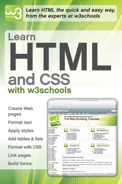 Learn html and css with w3schools buy online in south africa learn html and css with w3schools loading zoom stopboris Images