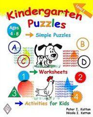 Kindergarten Puzzles - Level 1