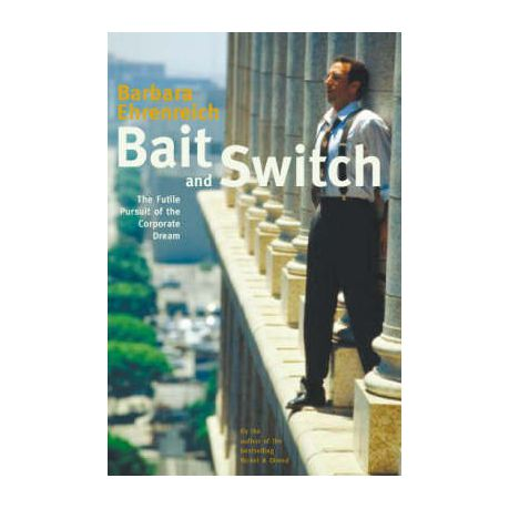 bait and switch barbara ehrenreich