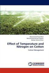Effect of Temperature and Nitrogen on Cotton
