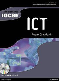Heinemann IGCSE ICT Student Book with Exam Cafe CD
