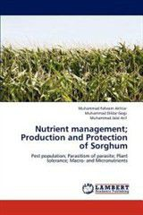 Nutrient Management; Production and Protection of Sorghum
