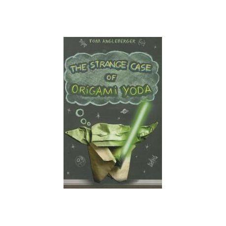 The Strange Case of Origami Yoda - YouTube | 459x459
