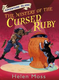 Adventure Island 5 Mystery Cursed Ruby P