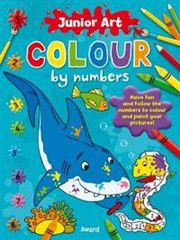 Colour by Numbers - Shark