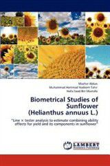 Biometrical Studies of Sunflower (Helianthus Annuus L.)