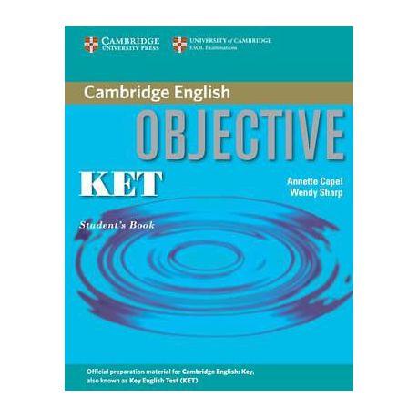 Ket Cambridge Book
