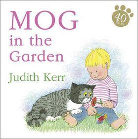 Mog In Garden Brd Bk