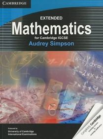 Extended Mathematics for Cambridge IGCSE