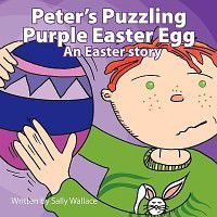 Peter's Puzzling Purple Easter Egg