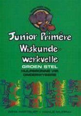 Spp Jp Wiskunde Werkvelle H/Bron Vir Onderwysers Groen Stel