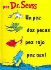 Un Pez, DOS Pez, Pez Rojo, Pez Azul