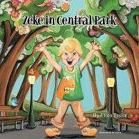Zeke in Central Park
