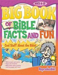 Big Book of Bible Facts and Fun