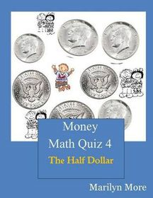 Money Math Quiz Book 4