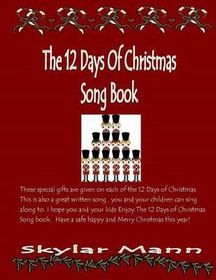The 12 Days of Christmas Song Book