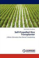 Self-Propelled Rice Transplanter
