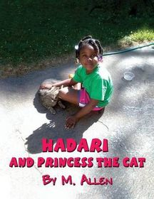 Hadari and Princess the Cat