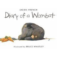 Diary Of A Wombat P/b