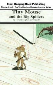 Tiny Mouse and the Big Spiders