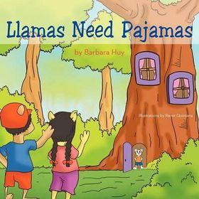 Llamas Need Pajamas