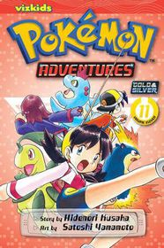 PokTmon Adventures, Vol. 11