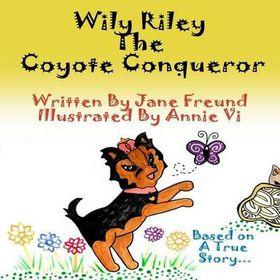 Wily Riley the Coyote Conqueror