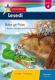 Oxford Lesedi Mophato wa 4 Buka ya Puiso CAPS