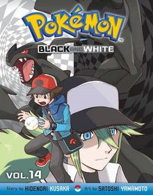 Pokemon Black and White, Volume 14