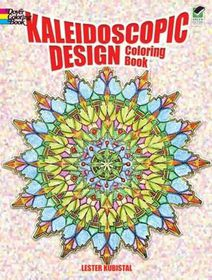 Kaleidoscope Design Colouring Book
