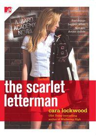 Scarlett Letterman P/b