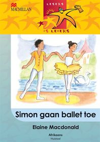 Simon Gaan Ballet Toe