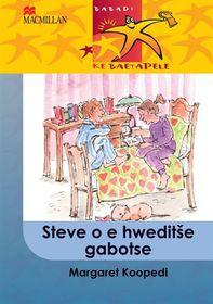 Steve O E Hweditse Gabotse