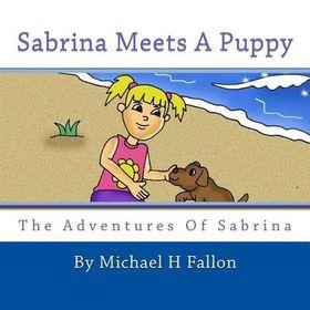 Sabrina Meets a Puppy